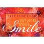 Poster (46 X 30 Cm) Smile Marla Rae