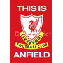 Poster (91 X 61 Cm) Liverpool This Is Anfield