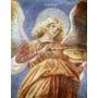 Música Fazendo Anjo Com Violino Ca. 1480 Melozzo Da Forl