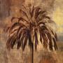 Dourado Palma Poster Impressão Mark Chandon