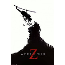 Poster (61 X 91 Cm) World War Z - One Sheet