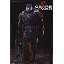 Poster (61 X 91 Cm) Gears Of War - Solo