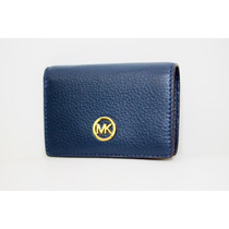 Carteira Michael Kors (mk) - Fulton Md Slim - Original