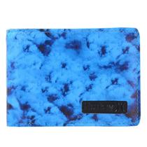 Carteira Masculina Hurley Courino Aberta Azul