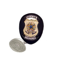 Distintivo Agente De Segurança