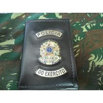 Carteira Porta Funcional, Policia Do Exercito Porta Document