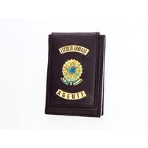 Carteira Funcional De Escolta Armada Agente