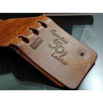Carteira Masculina Em Couro Leather Genuine ++++++++++