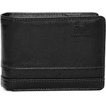Carteira Couro Legítimo Tn 204 Porta Cartão Crédito Moedas