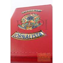 Porta Cheques Imprensa Jornalista C58v Temos Para Radialista