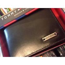 Carteira Masculina Tommy Hilfiger Original - Importada E U A
