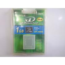 Cartao Memoria Xd Fuji M 1gb Dpc Originak Fuji-filme Digital