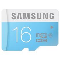 Cartão Memória Samsung Micro Sd Hc 16gb Classe 6 Sdhc 24mb/s