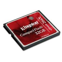 Compact Flash Kingston 32gb 266x Ultimate Original