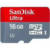 Cartão Micro Sd 16gb Classe 10 Celular Nokia Asha 202 310 31