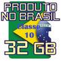 Frete Grátis Micro Sd 32g Cartão Sdhc 32gb Card 32giga