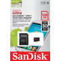Cartão Sandisk Micro Sdxc Ultra 30mb/s 128gb Sd Galaxy S4 S5