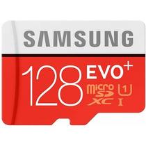 Cartão Samsung Micro Sdxc Evo 128gb Classe 10 80mb/s Sd Sdhc