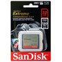 Cartão Compact Flash Cf 32gb Sandisk Extreme 120mb/s 800x