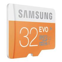 Cartão Memória Samsung Micro Sd 48mb/s 32gb Mini S3 S4 S5