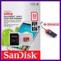 Cartao Memoria 32gb Micro Sd Classe 10 48mb/s Lacrado+leitor