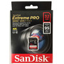 Cartão Sdhc Sandisk Extreme Pro 32gb Classe 10 Uhs-i 95mb/s