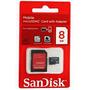 Cartão De Memória Micro Sd 8 Gb Melhor Preço Ja Visto