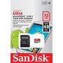 Cartão Micro Sdhc 32gb Ultra Sd Sandisk Classe 10 P/ Celular