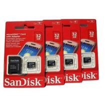 Cartão De Memoria 32gb Sandisk - Original No Mercado Livre