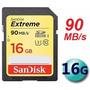 Cartão Memória Sandisk Sdhc Class10 60mb/s 16gb Sd Dslr Sony