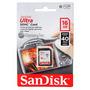 Cartão Sandisk Sdhc Ultra 16gb Class10 Lacrado 100% Original