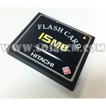 Cartão Compact Flash 15 Mb Lote Com 10 Uni Frete Gratis