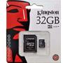 Cartão De Memória Micro Sd 32gb Lacrado Novo Compre O Seu