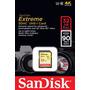 Cartão De Memoria Sd 32gb Sandisk Extreme Classe 10 45mb/s