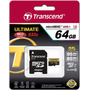 Micro Sd Transcend Ultimate 95mb/s 64gb 633x U3 4k Iphone 6