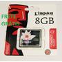 Cartão De Memória Compact Flash 8gb Kingston