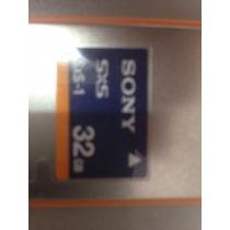 Cartao Sony Sxs Xd Cam Ex 32gb Original