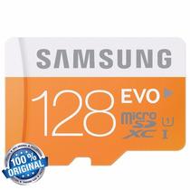 Cartão Micro Sd Sdxc 128gb Samsung Classe 10 Pronta Entrega