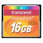 Cartão Memória Compact Flash 16gb Transcend