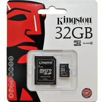 Cartão De Memória Micro Sd 32gb Classe4 - Frete R$ 4,99