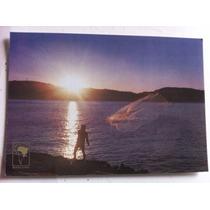 Cartao Postal Laguna Sc Tarrafa Pesca Nao Circulado