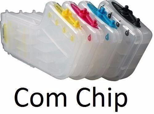 Cartuchão Hp - Bulk Ink Com Chip 88 Full K5400 K550 K8600