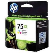 Cartucho Hp 75 Modificado Impressora C4280 C4480 D4260 J5780