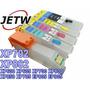 Kit Cartucho Recarregavel Xp702 Xp802 Xp600 Xp605 Xp700