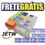 Cartucho Recarregavel Xp702 Xp802 Xp600 Xp605 Frete Gratis