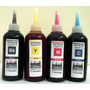 Kit 4 Refil Epson L565 L555 L455 L365 L220 L355 L220 L210