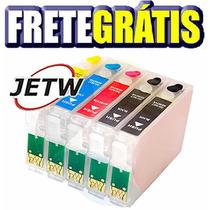 Kit 5 Cartucho Recarregável T33 T115126 T073420 Frete Grátis