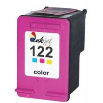 Hp 122 Color 18ml De Tinta + Kit De Recarga + Frete Grátis