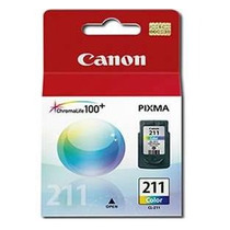 Cartucho Original Canon Cl-211 Color Ip2700 Mp240 Mp250