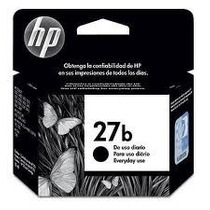 Cartucho Hp 27b Preto 10ml - C8727bb